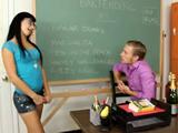 imagen Mi profesor siempre está dispuesto
