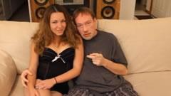 Casada en lencería para grabar porno online