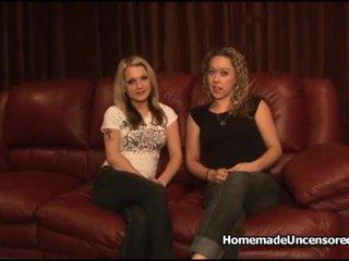 Propuesta lésbica en casting a dos amigas